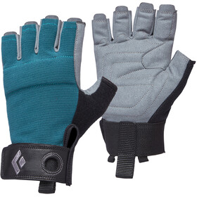 Black Diamond Crag Halve Vinger Handschoenen Dames, raging sea